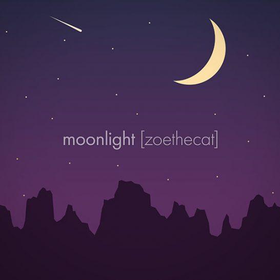 [zoethecat] - moonlight